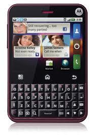 Celular Motorola MB502 un Smartphone Imperdible