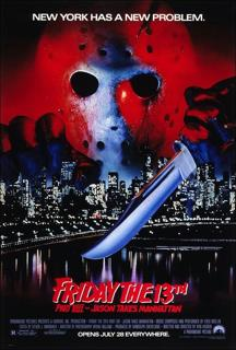 Descargar Friday the 13th Part VIII: Jason Takes Manhattan