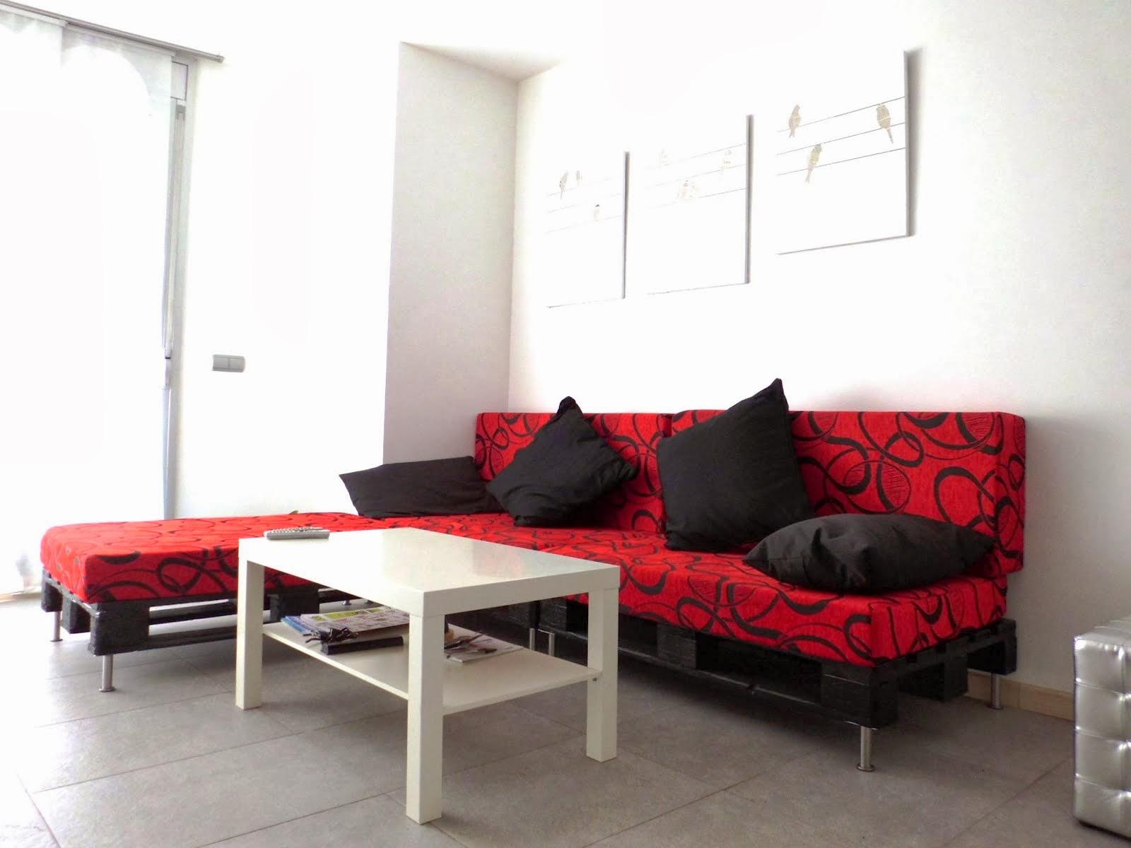 El verbo regalar reciclando ideas de muebles con palets - Muebles para regalar ...