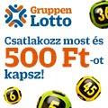 GruppenLotto, mert csapatban játszani jó!