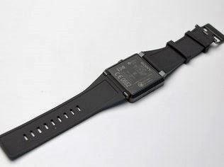 Design do SmartWatch 2 da Sony - 316x236