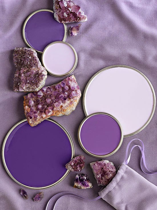 A Color Specialist in Charlotte: Do We Still Love Purple?