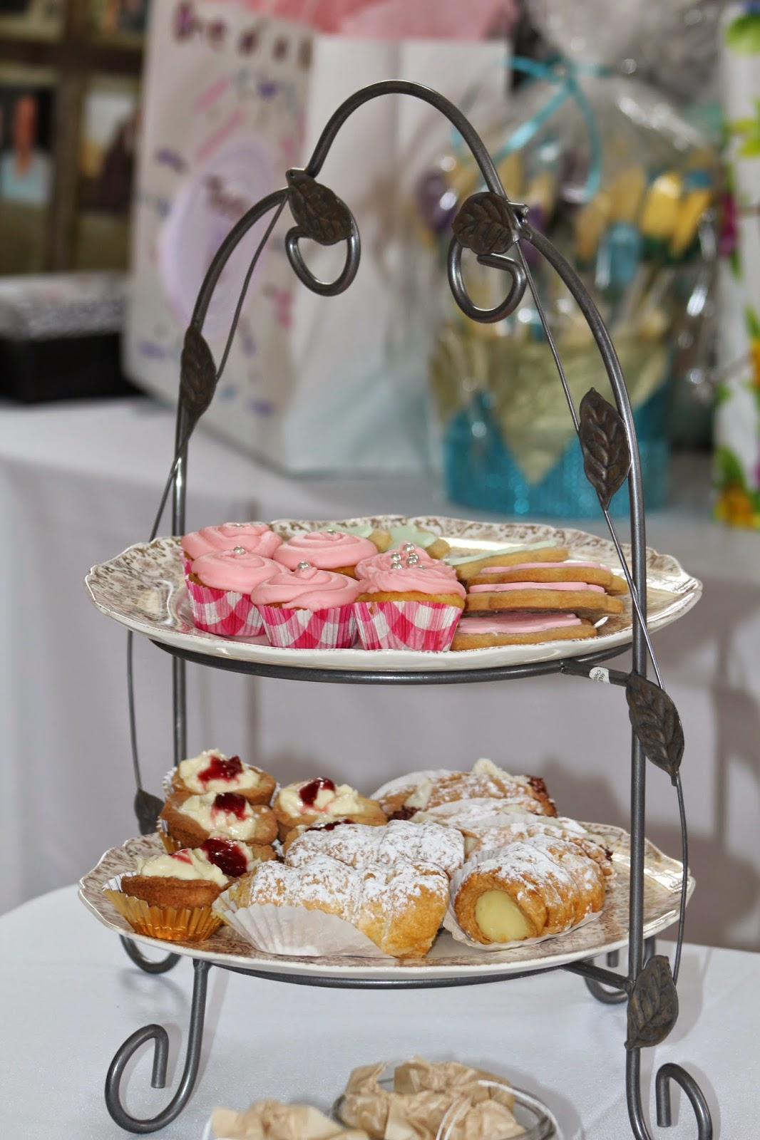 High Tea Kitchen Tea Trace Of Vintage Vintage Themed Afternoon Tea Bridal Shower