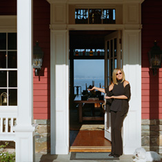mocked is barbra streisand people did a story about touring her home