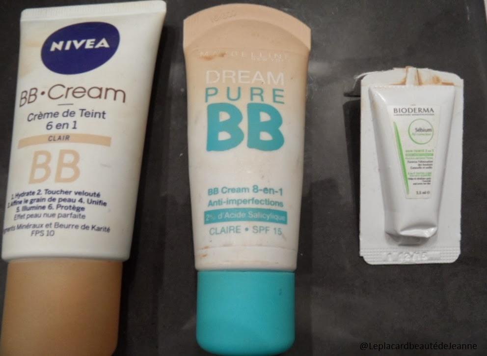 bb creme bioderma peau grasse