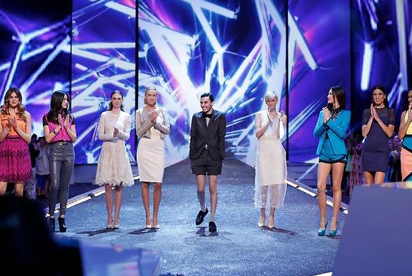 Daniel Fashion Star Finale