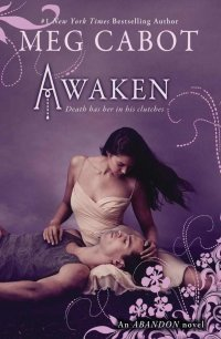 Review: Awaken by Meg Cabot (Abandon Trilogy #3)