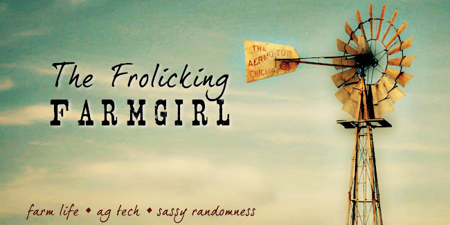 The Frolicking Farmgirl