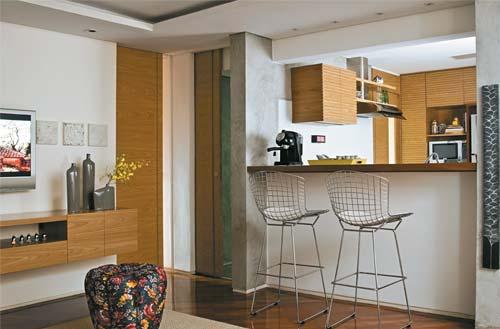 decoracao de sala e cozinha juntas simples:Reciclar, reformar e decorar.: Bancadas e balcão de alvenaria
