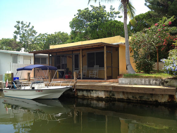 real estate in the florida keys small house on small lot