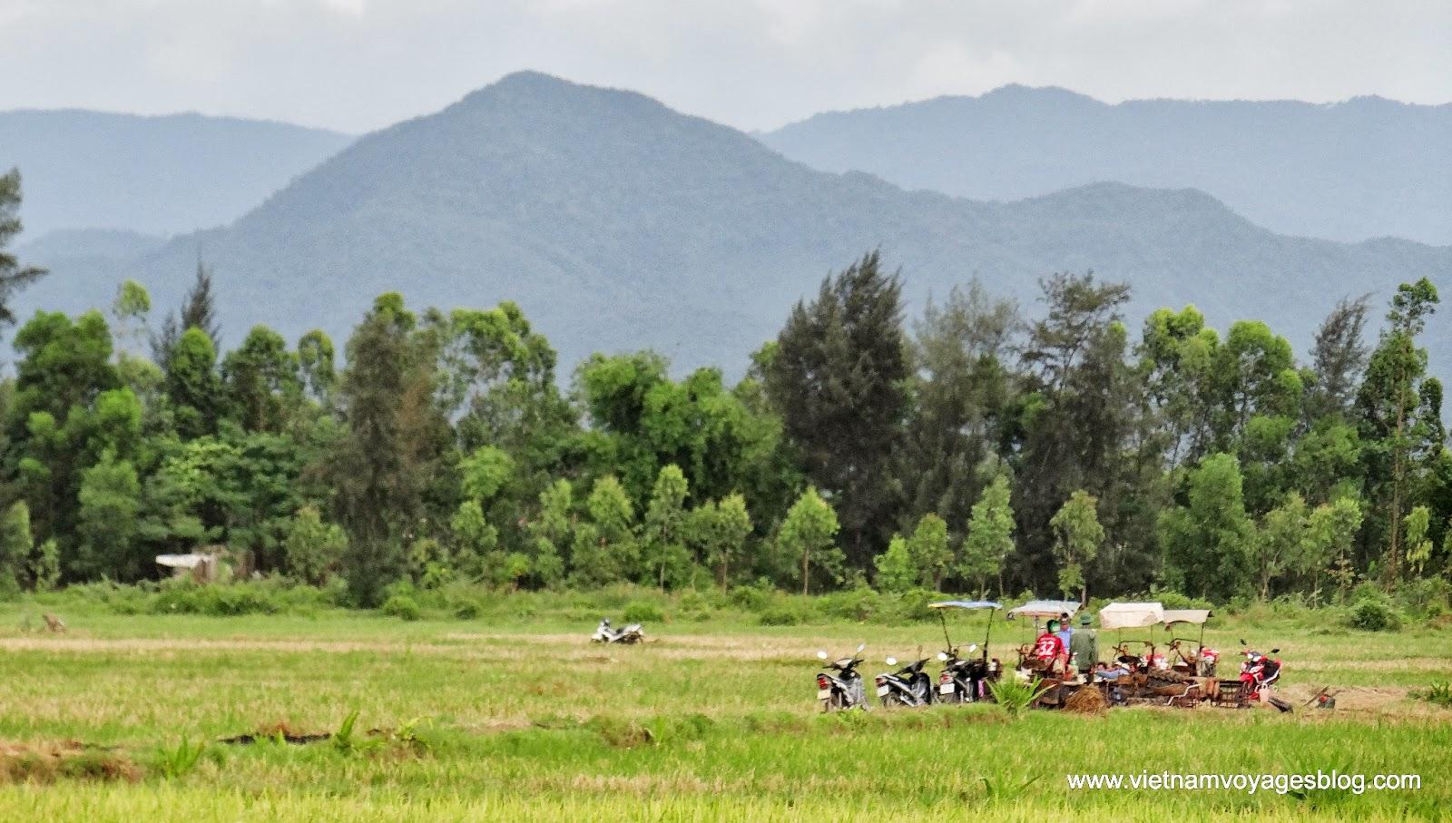 Tham quan khu vực DMZ ở Quảng Trị