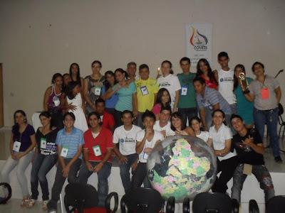 Diocese de Uruaçu/GO realiza primeiro intercâmbio de jovens missionários.