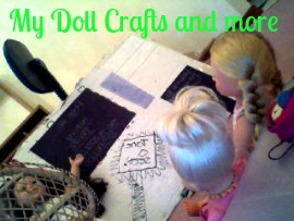 My Doll Crafts and More