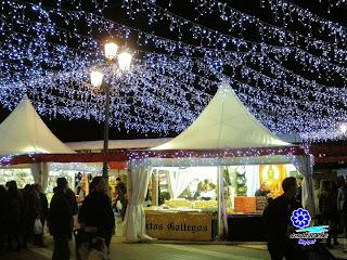 Sevilla - Navidad 2012 - Festival Puerta de Jerez 05