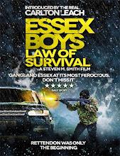 Essex Boys: Law of Survival (2015) [Vose]