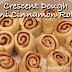Mini-Cinnamon Rolls (from Crescent Dough)