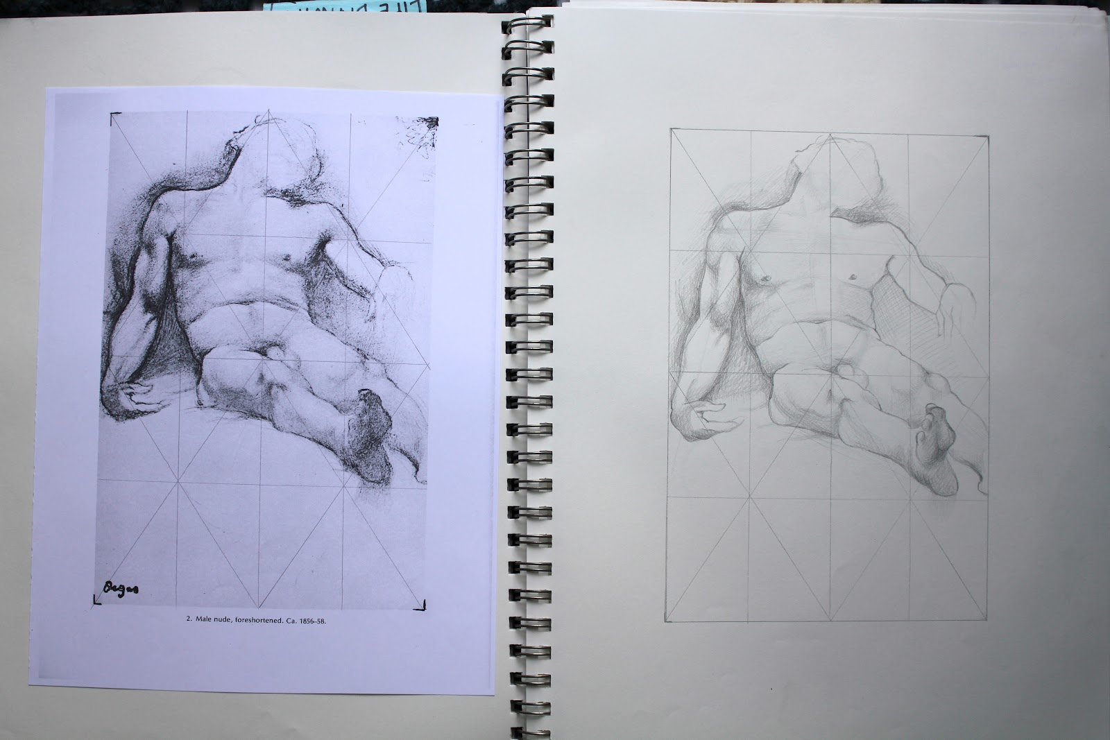 Drawing assignments