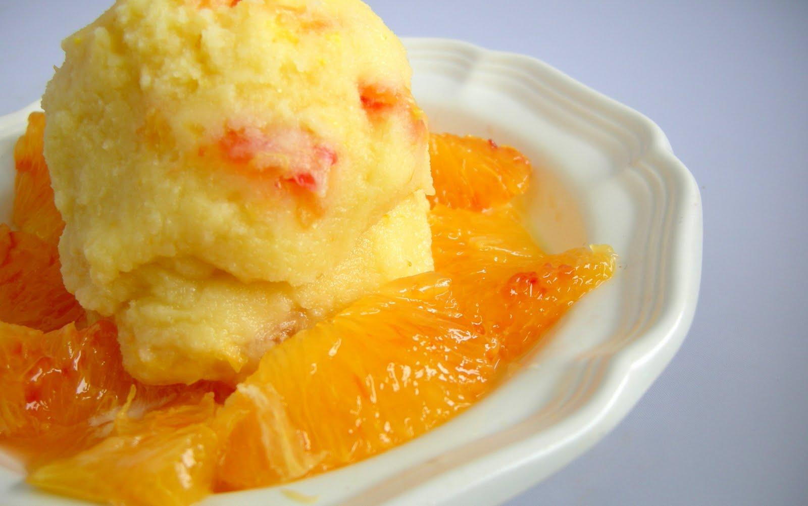 Kikki's Kitchen ♥: Orange Ice Cream