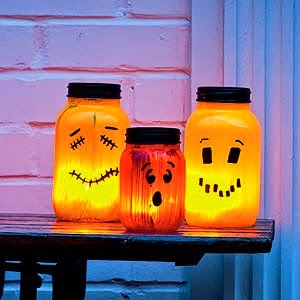 10 ideas for handmade Halloween decorations and costumes