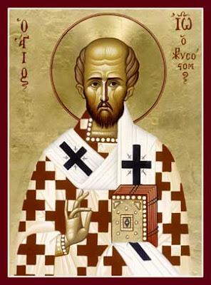 Άγιος Ιωάννης Χρυσόστομος