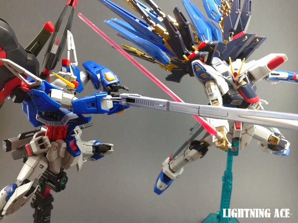 Destiny Gundam Vs Strike Freedom Gundam | www.pixshark.com ...
