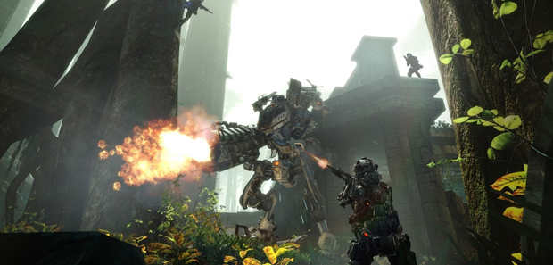 Titanfall Expedition Footage