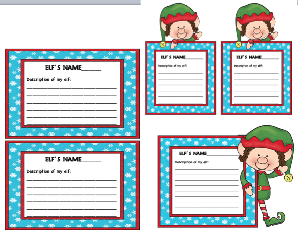 ... Letter S le furthermore Parent Information Board also Elf On The Shelf
