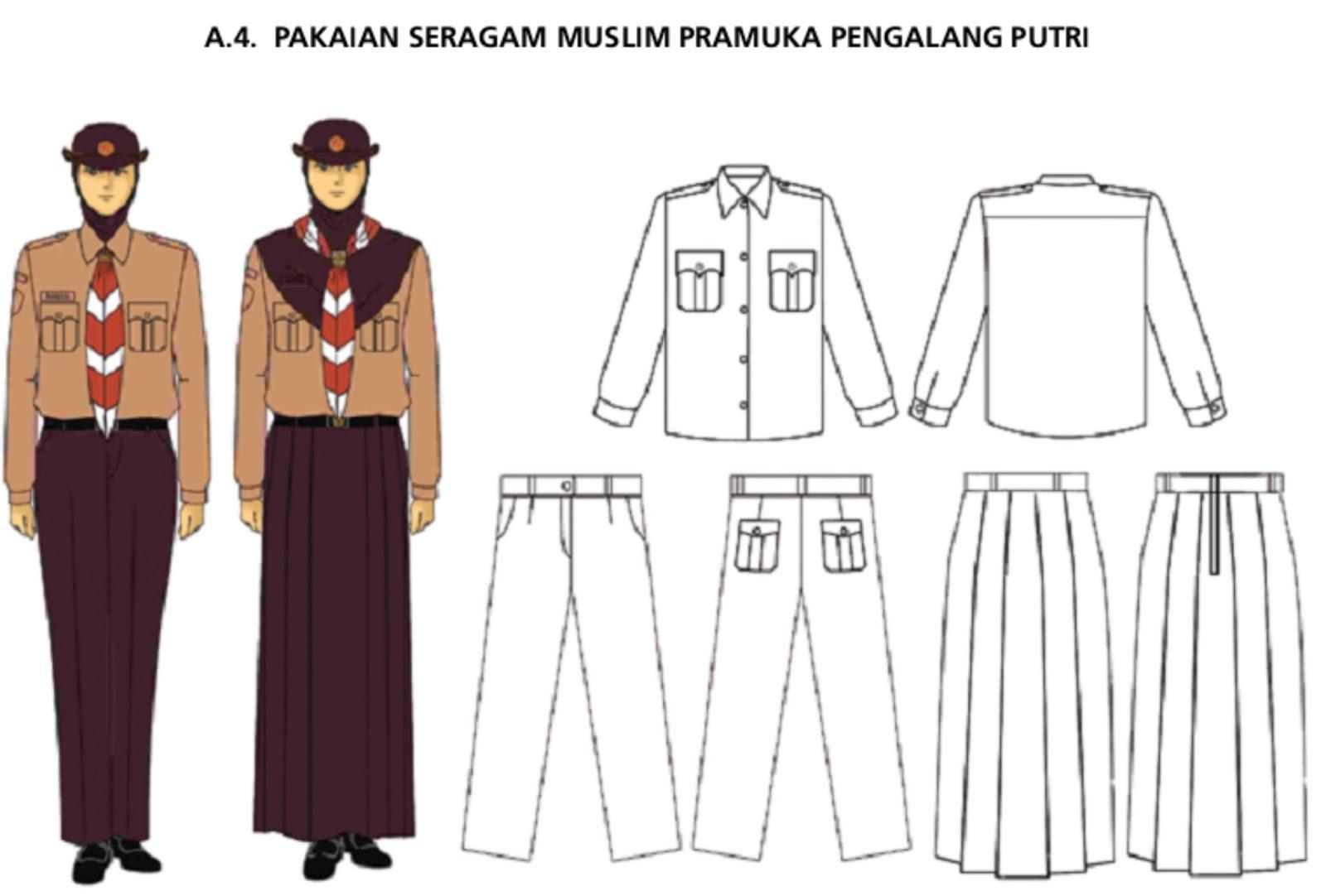 Jumly Perdana: BENTUK BAJU SERAGAM PRAMUKA TERBARU 2013