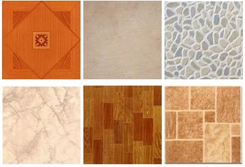 Types of floors free design news for Types of flooring materials