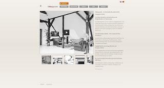 Elbbergstudio Webseite von Bitskin