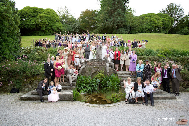 Mount Edgcumbe cornwall wedding Picshore Photography