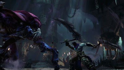Download Games Free Darksiders 2 PC Indowebster