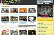 FanDeJuegos: juegos de flash en línea gratis