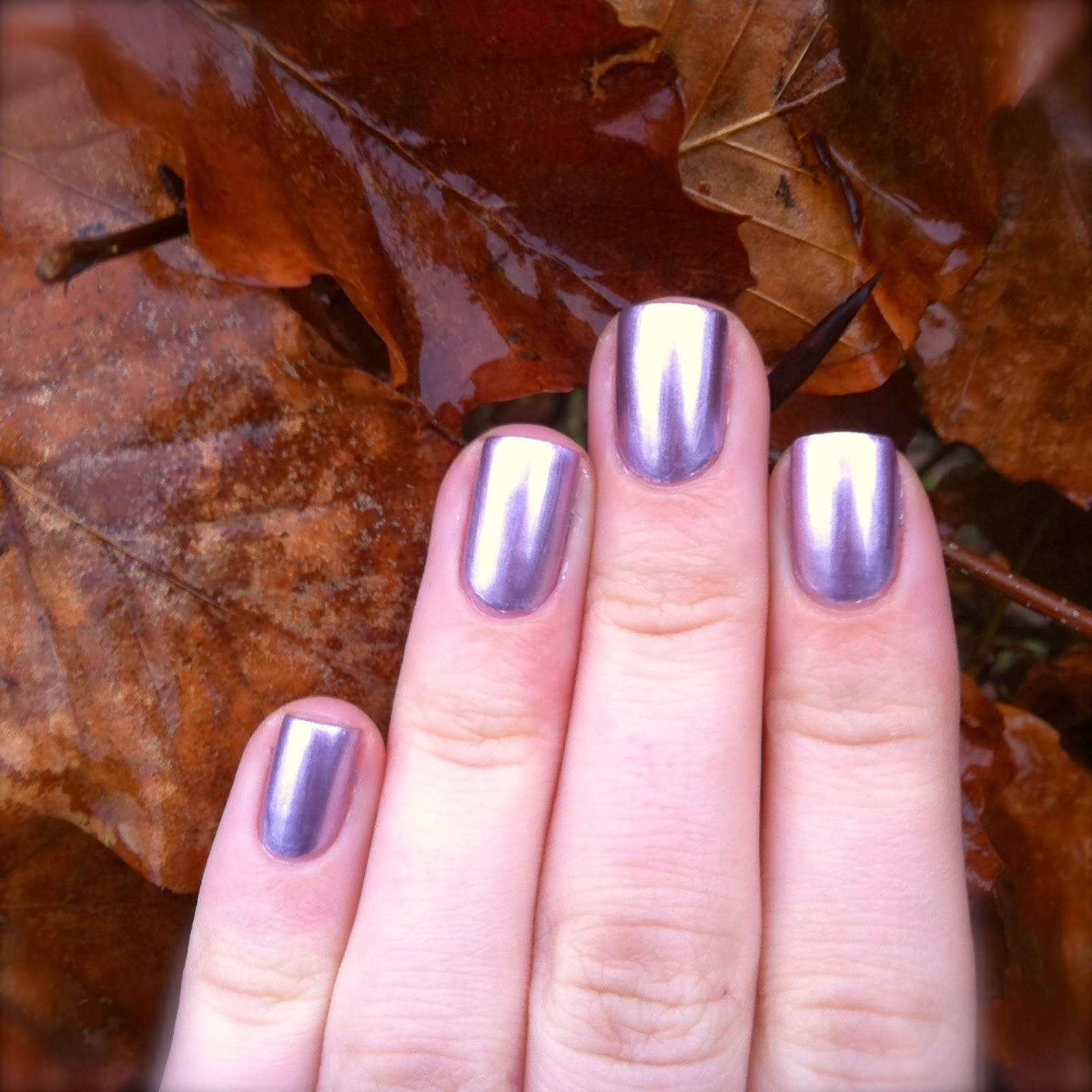 Nails Always Polished: Essie Nothing Else Metals
