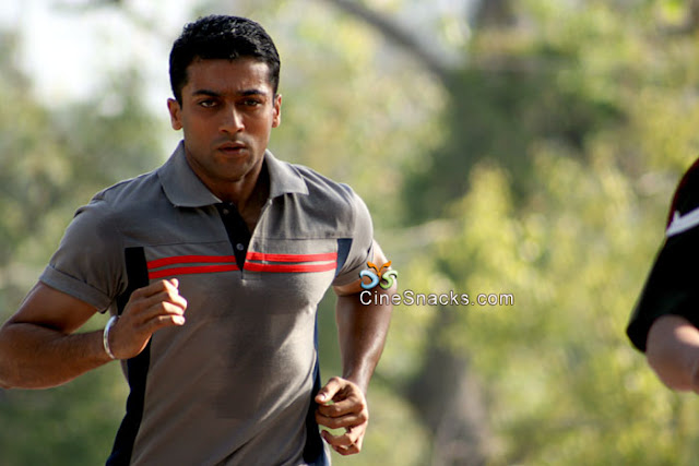 Actor Surya's 'Varanam Aayiram' Movie Stills 34
