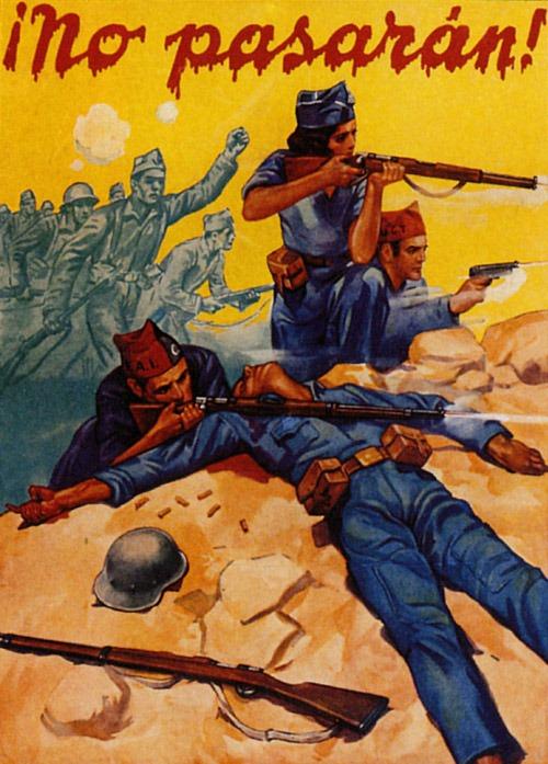 80° Anniversario della Guerra Civile Spagnola (1936-2016)