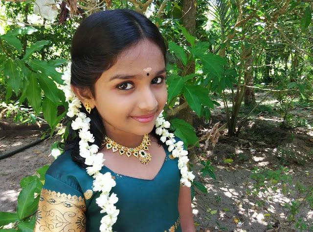 Baby Greeshma-Child Actress in Manjurukum Kalam Serial