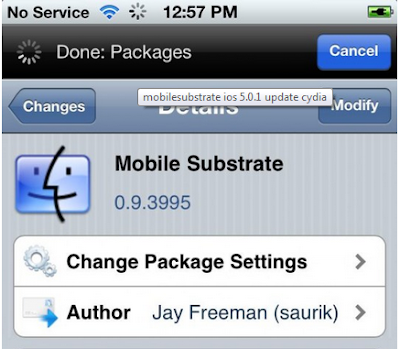 Mobile Substrate