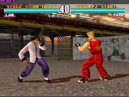 Download Games Tekken III PS1 For PC - Kuya028