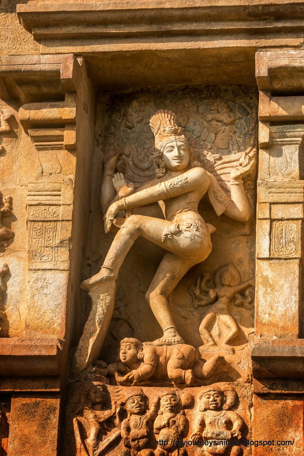 Gangaikondacholapuram Nataraja