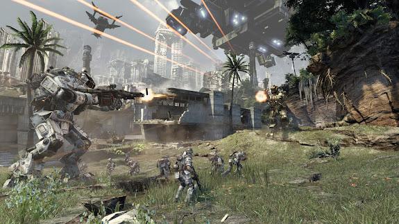 Titanfall Fracture Battle 7e