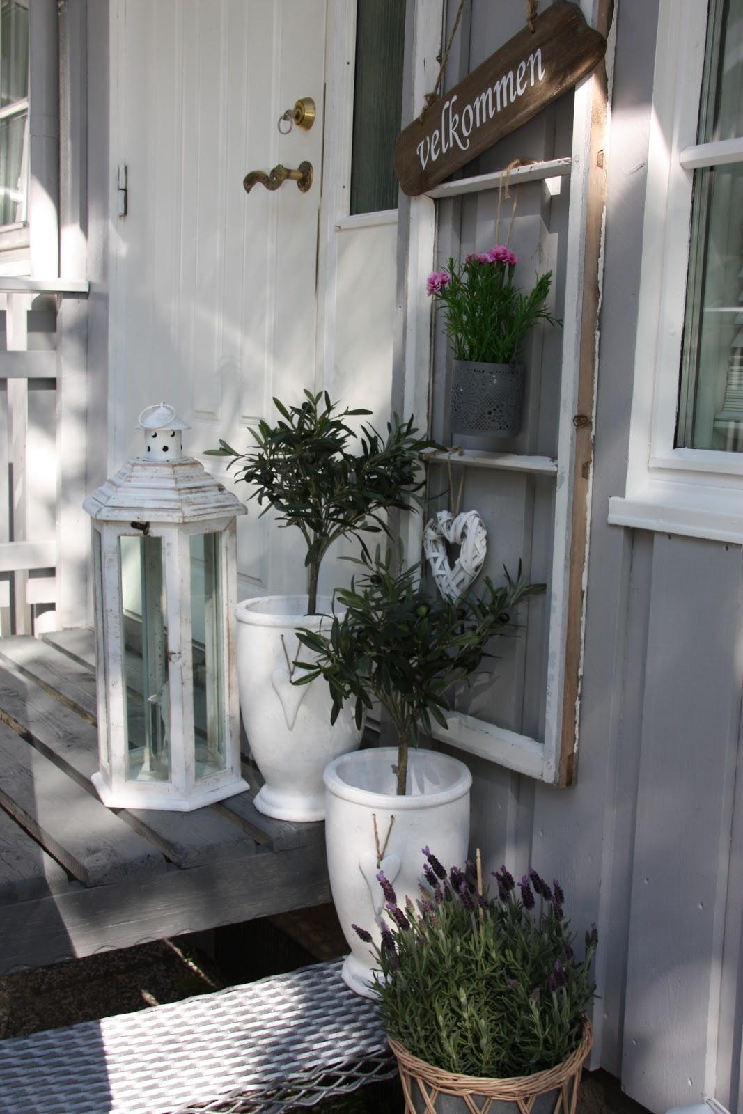 Daisys home pynta opp inngangspartiet - Ideen hauseingang ...