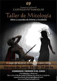 Taller de Mitología. Mitos y Leyendas de Oriente y Occidente.
