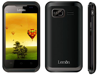 Mobile Phone Lemon P3