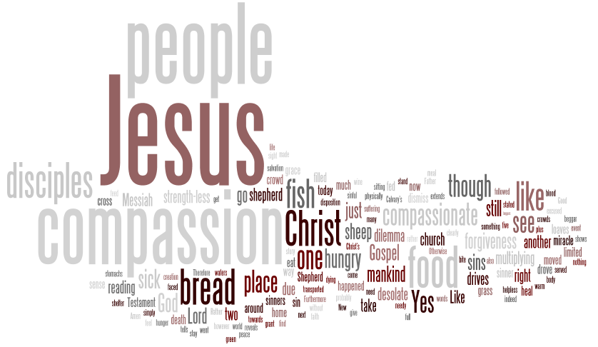 Compassionately Driven – For You