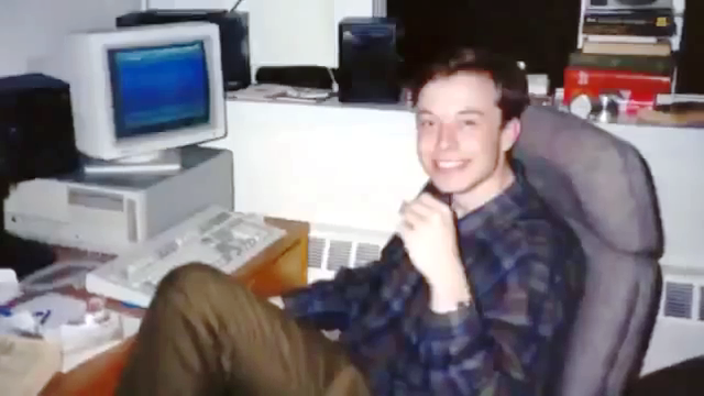 Elon Musk X.com that would later become paypal