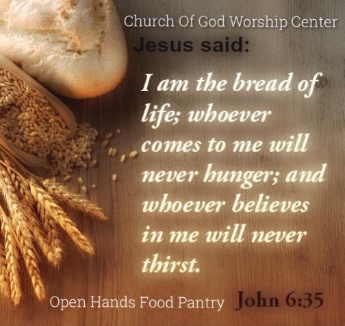 Open Hands Food Pantry