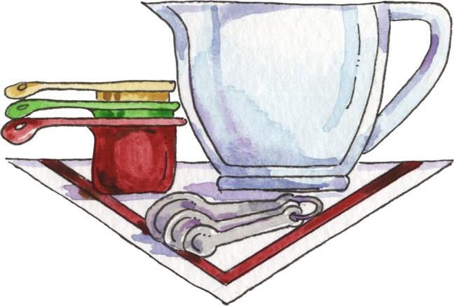 Dibujos de cosas de cocina - Imagenes de cocinas para imprimir ...