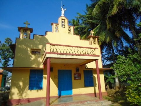 Holy Family Mission Yeleswaram, India