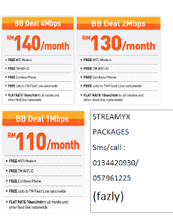 streamyx,unifi,promotion,package